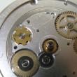 ロレックスエクスプローラー1とカルティエ自動巻きクロノの修理です