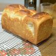 明日の朝食用の湯種&全粒粉入り食パン