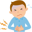 整骨院や接骨院・柔道整復師は、専門機関での検査・以来を経なければ、腹部打撲は直接診療してはいけません。これは法律上の問題です。