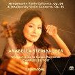 ◇クラシック音楽CD◇アラベラ・美歩・シュタインバッハーのメンデルスゾーン/チャイコフスキー:ヴァイオリン協奏曲