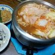 11月23日(木)キムチ鍋