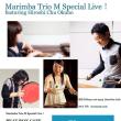 Marimba Trio M Special Live! ft.大久保宙