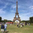 フランス旅行😋