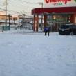 大雪だ~って❓