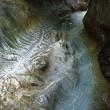 平尾台の千仏鍾乳洞を歩く。