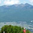 6月の山散歩・・・スズラン100万本の・・・入笠山へ