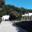 鎌倉歴史文化交流館の永福寺
