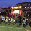 地区の夏祭り