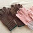 スカーレット・ヒノハラと手編みの手袋