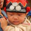 ラオス 北部の染め織りの旅に行く