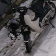 単車、冬支度