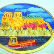 Le café oursblanc 309  Notre-Dame de Paris に想う