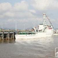 新警備船は国内違法操業船を取り締まる  中国