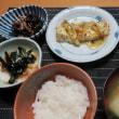 すこしお、炊屋食堂の健康定食 !