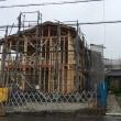 あま市のグループホーム・建方工事