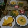 検査後の食事と結果 (ドッチーモから思わぬ収穫♪)