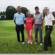 PGAスペシャルプロアマ「サミットゴルフクラブ」。。