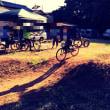 親子パンプトラック教室