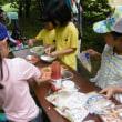 親子自然体験教室&ピザ焼き