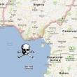 先月誘拐した船員を解放  ナイジェリアの海賊