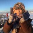 厳冬はこんなようすです 冬の十勝 ジュエリーアイス