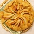 リンゴの簡単タルト