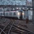 2017年12月11日,今朝の中央線 成田エクスプレス7号 E259系