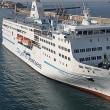 フェリーが衝突、オラン港で中国船が損傷した
