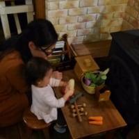 名張のカフェで異文化交流