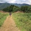 実走 7th 白馬国際トレイルランニング