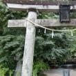 渋川八幡宮 (群馬県渋川市) 看板が多すぎ?