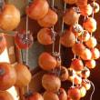 今年も美味しい干柿作り