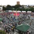 台風、カフェ、夏祭り(^^)