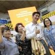 """タイ  来年2月""""予定""""の総選挙をめぐり、各政党の動きも動きも加速"""