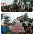 ディズニーのパレードが京都に…☆