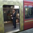 天満橋からでも座れる京阪電車プレミアムカー