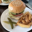 渋谷 Reg On Diner バーガー