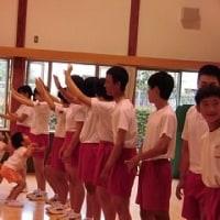 下津幼稚園を訪問しました