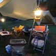 久しぶりのキャンプは、いなかの風へ!