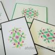 クリスマスカード作り ミニWS開催 11月21日 受講者募集