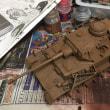 ガールズ&パンツァー IV号戦車D型 (H型仕様) -あんこうチームver.- ~其の三~