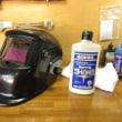 溶接用 自動遮光面 マスク