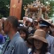 170年お疲れさまでした。住吉神社、八角神輿。