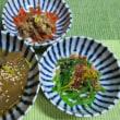 野菜炒めおかずみそ汁とぶり大根・・・炊屋食堂師走定食 !