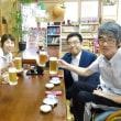 宇生夫妻と久々の飲み会でした。