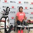 畑岡奈紗が凱旋帰国 メジャー制覇、東京五輪へ意欲・・・間違いなく日本のエース
