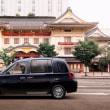 【駅前の停車風景を考えたら合いそうな気がします!】トヨタが発信するおもてなし、「ジャパンタクシー」という新提案