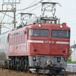 本日のカシオペア訓練列車!!