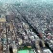 地上634メートルから見た東京都