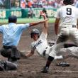 台風一過か?? 第99回夏の高校野球が始まる。